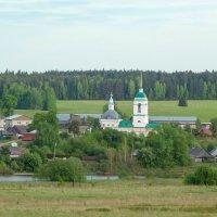 Село Кинделино :: Алексей Сметкин