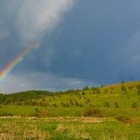 Кусочек радуги. :: Валерий Медведев