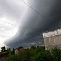 Надвигается буря :: Анна
