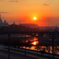 Утро, 4-15. :: Дмитрий Алексеев