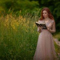 Летняя и волшебная Саша :: Евгений MWL Photo