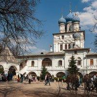 Вербное воскресенье в Коломенском :: El Кондукова