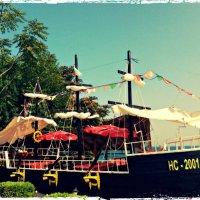 Шелестят паруса корабля :: Alisia La DEMA