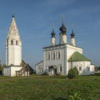 Вознесенский собор и колокольня :: Moscow.Salnikov Сальников Сергей Георгиевич