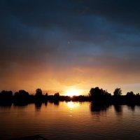 Закаты - это любовь :: Анна
