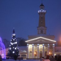 Кострома зимой :: Елена Верховская
