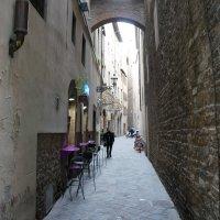 Городские кафе.... Флоренция :: Алёна Савина