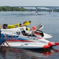 Водно-моторные гонки. :: Виктор Евстратов