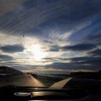 Ах это небо :: Анна