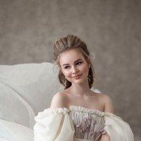 Лавандовая невеста :: Александра Бойчунь
