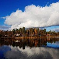 у озера :: Владимир