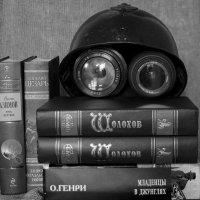 автопортрет из предметов :: Игорь