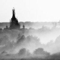 Туман, туман... :: Сергей