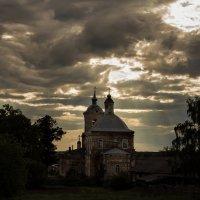 .Мрачные небеса.. :: Сергей Фатеев