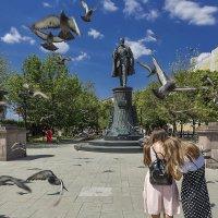 на Сретенском бульваре :: Владимир Иванов