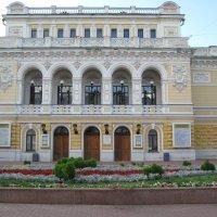 Театр в Нижнем Новгороде :: Надежда