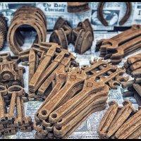 Сладкие инструменты-I :: Arturas Barysas