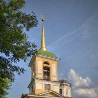 Церковь Спаса Всемилостивого в Кускове :: anderson2706