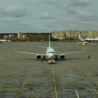 Мы едем, едем, едем... точнее скоро полетим! :: Константин Беляков