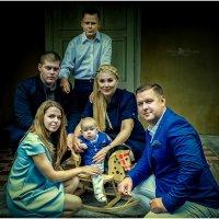 Милая семейка... III :: Arturas Barysas
