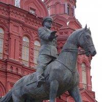 Памятник Г.К.Жукову :: Игорь Белоногов
