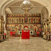 Церковь Иоанна Предтечи в Керчи. :: Ирина Нафаня