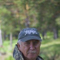 Портрет в лесу :: Алексей Екимовских
