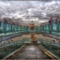 Лондон в декабре. :: Василий Бобылёв