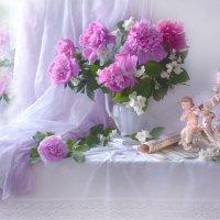 Мелодии белых ночей... :: Валентина Колова