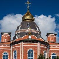 Идет стройка храма :: Игорь Сикорский