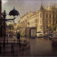 My magic Petersburg_03372_ул. Чайковского, 59_«Чаплин Клуб» (слева) :: Станислав Лебединский