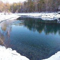 Голубые озера Алтая :: OlesiaVS .