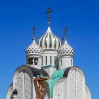 Никольская церковь :: Сергей Лындин