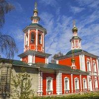 Храм Петра и Павла :: Сергей Цветков