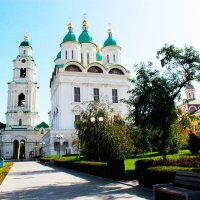 из серии -Успенский собор Астраханского кремля :: Любовь ***