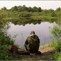 Наедине с природой :: Геннадий Худолеев