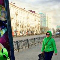 Aliens parmi nous :: Екатерина Забелина