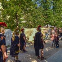 Фестиваль Времена и Эпохи :: юрий поляков