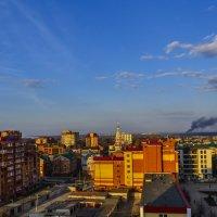 город с высоты :: Гера Dolovova