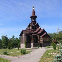 Храм в честь Успения Божией Матери :: Александр Алексеев