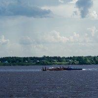 На Онеге-реке :: Марина Никулина