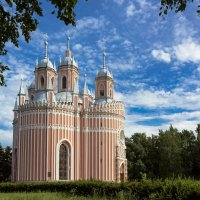 Чесменская церковь. Санкт-Петербург :: Игорь Свет
