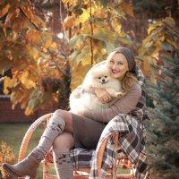 Осенний уют :: Любовь Дашевская