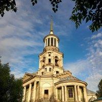 Новоторжский Борисоглебский монастырь. :: Андрей Козов