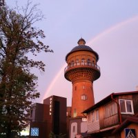 Символ Зеленоградска - водонапорная башня :: Ирина Л