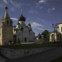 В Успенском монастыре в Старице :: Александра