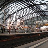 Вокзал... :: Varvara Barkhvits