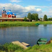 Летом у речки... :: Нэля Лысенко