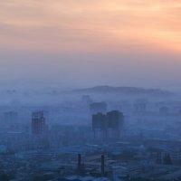 Рассвет над Пхеньяном :: slavado