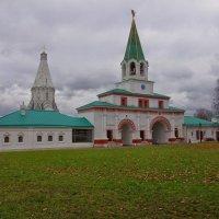 Передние ворота Государева двора :: Игорь Белоногов